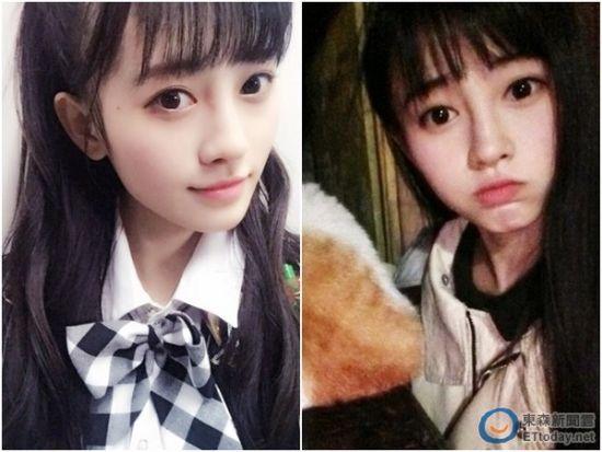 SNH48鞠婧祎