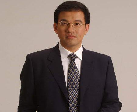 原央视《面对面》主持人王志
