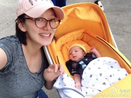 郭晓敏和儿子