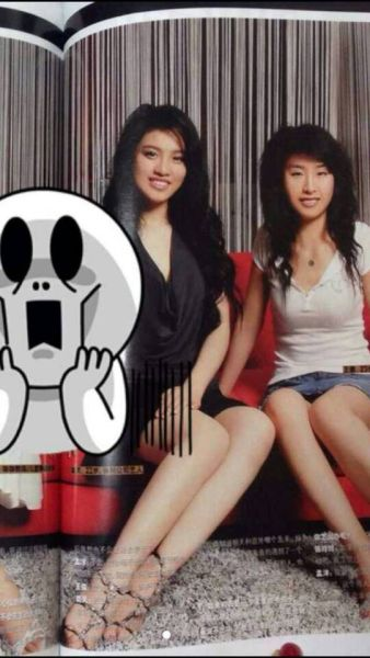 网友曝光葛天07年拍摄《男人装》时的年纪显示为22岁。