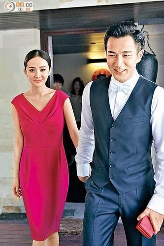 杨幂刘恺威因戏结缘,如今已结婚生女