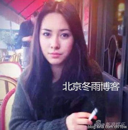 姜文混血女儿美颜