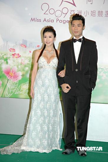 图文:09亚姐竞选开始报名--袁小曼携男艺人登场