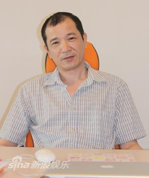 图文:华谊双年汇名单-庄立奇