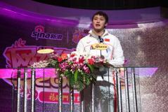 实录:新浪福临门09网络盛典运动员张琳专访