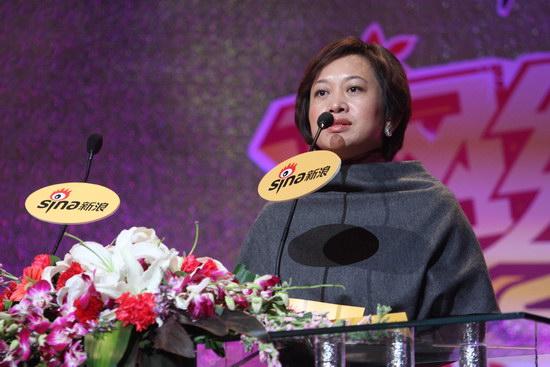 图文:环球企业家杂志社董事、总经理陈婷