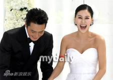 组图:张东健高小英大婚众星云集堪称明星秀场