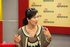 实录:陈美琪做客谈护肤心得好妈妈从领养开始