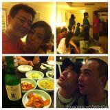 庹宗康关岛与小女友完婚大手笔宴请众友(图)