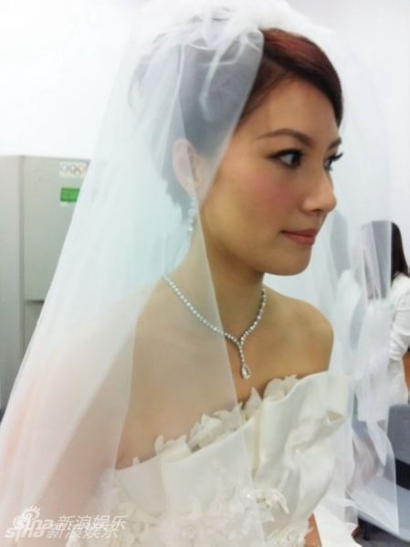新娘婚纱照