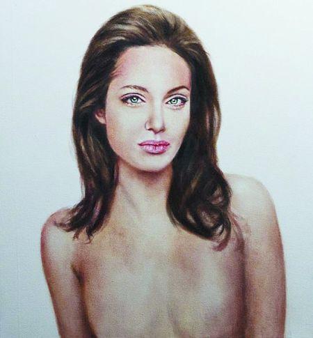 朱莉切乳油画66万元起拍