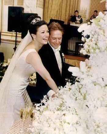 两人婚礼照片