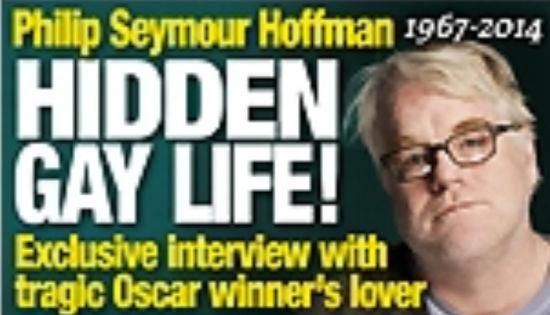 《国家报道者》的一篇报道称霍夫曼是同性恋