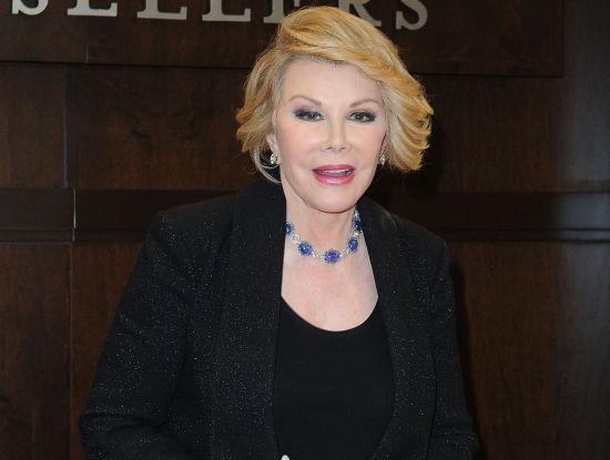 美国喜剧女演员琼-里弗斯去世终年81岁