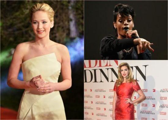 好莱坞艳照门波及众多女星