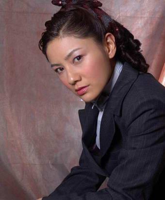 年度最具人气女演员候选人:胡可《红幡》