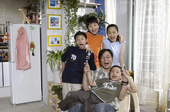 2007网络盛典年度电视剧候选:《家有儿女》
