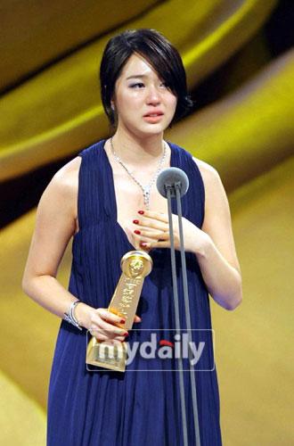 快讯:尹恩惠凭《咖啡王子》获电视最佳女演员