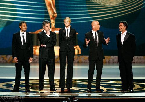 字幕组看艾美:五主持成鸡肋《喜剧》实至名归