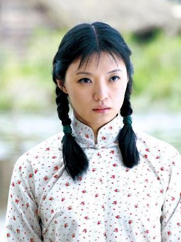 资料:电视剧《北大荒》--梁林琳饰演沈秀