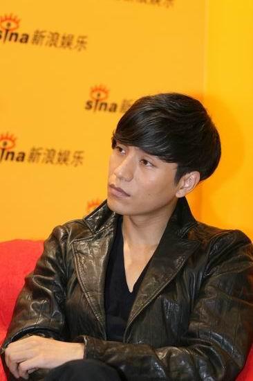 2008网络盛典年度电视剧男演员候选:陈坤