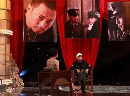 《非常记忆》12月27日播《张涵予:影帝心声》