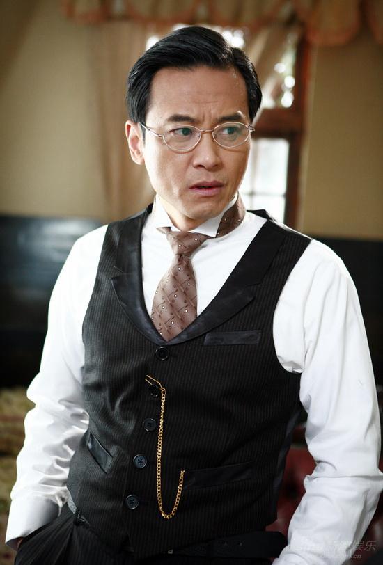 资料:《女儿心》人物--夏志卿饰林敏夫