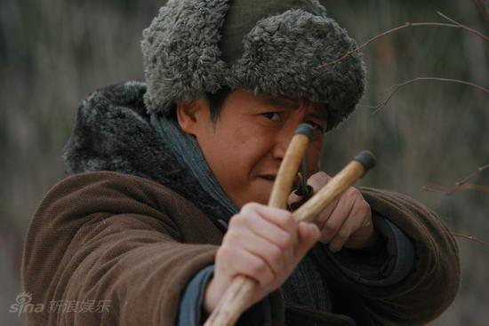 资料图片:电视剧《大掌柜》精彩剧照(28)