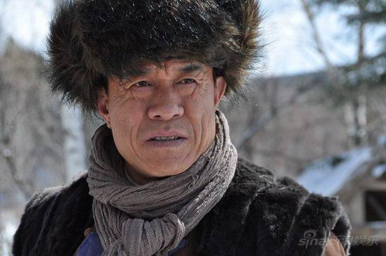 资料图片:《大掌柜》人物--杜志国饰陈父
