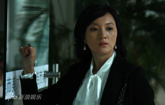 资料图片:电视剧《谁能相倚》精彩剧照(10)