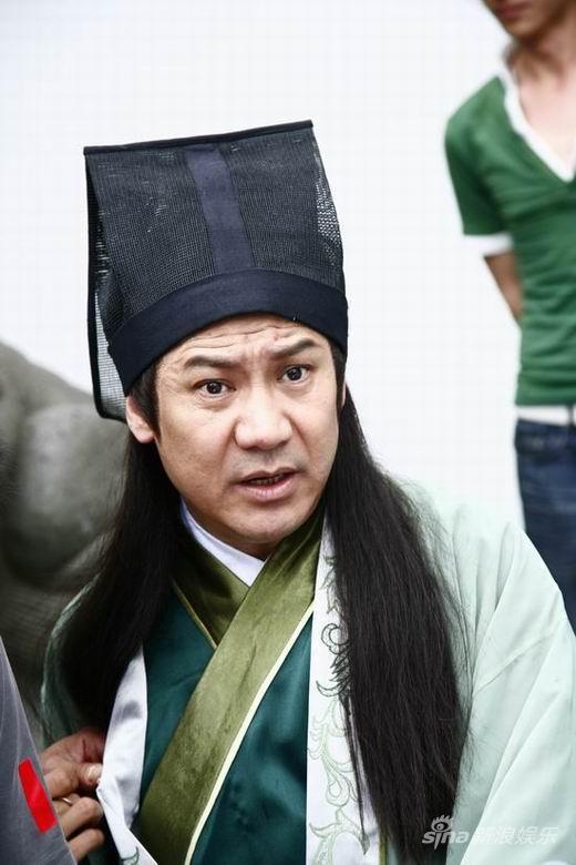 资料图:《秦香莲》主演--毛威饰孙副院正