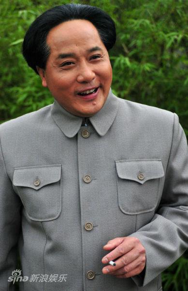 毛泽东扮演者王霙