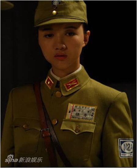 资料:《光荣使命》主角-韩雯雯饰钱曼玲