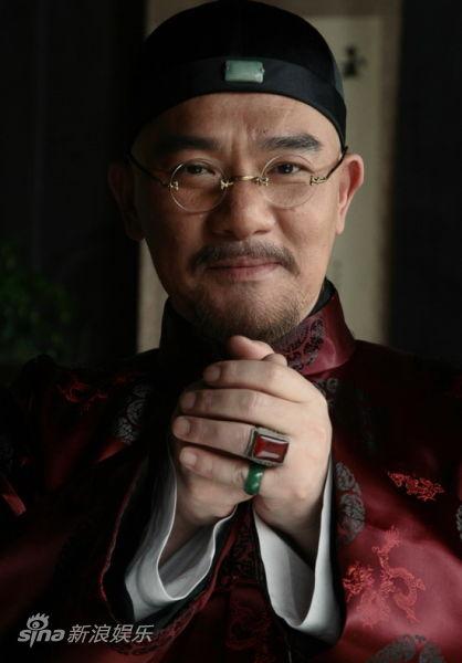 资料:电视剧《红娘子》主角-王绘春饰梅乙鹤