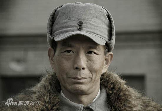茅菁饰演赵贵波