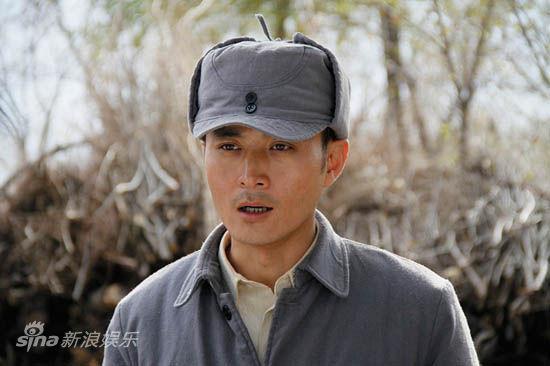 杨峰饰演钱涛