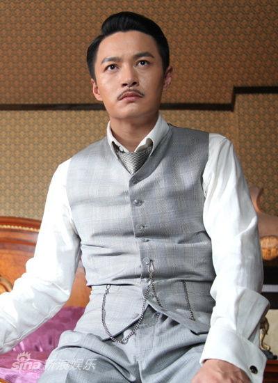 郑国霖饰演唐立平