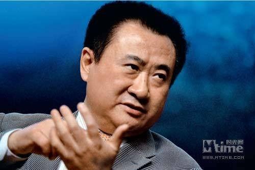 万达王健林成首富会花50亿美元并购院线