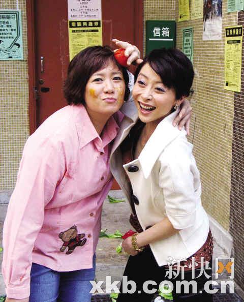 TVB热播剧《师奶股神》遇低潮被批主演没突破