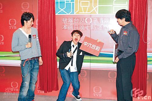 王祖蓝拍戏财色兼收将拍新片《矮仔多情》(图)