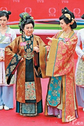 《公主嫁到》翻版《宫心计》佘诗曼未否认被甩