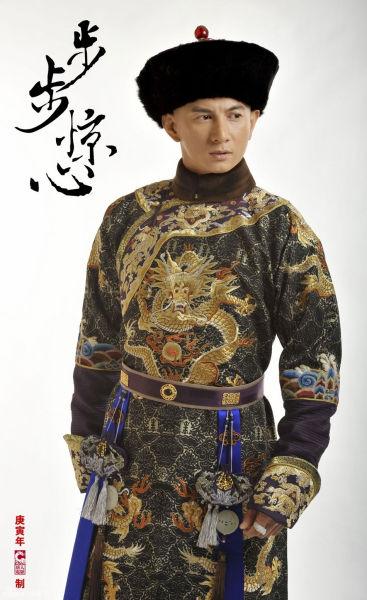 吴奇隆在《步步惊心》中的精彩表演为其赢得超高人气
