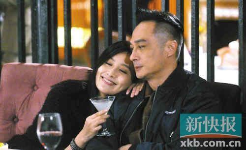 吴镇宇和陈法拉虽然在剧中饰演一对情侣,但之前已屡传不和。