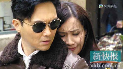 张智霖称cool魔可怜:没几个人真正爱他图片