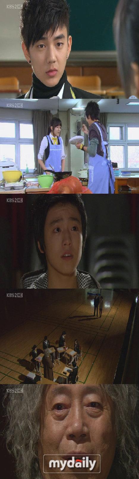 韩国KBS台电视剧《功课之神》蝉联收视冠军