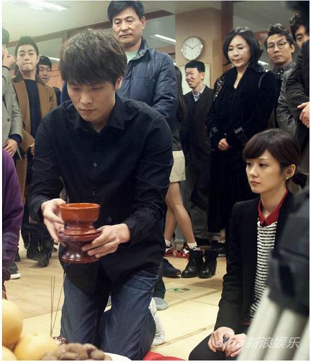 韩剧《学校2013》开机仪式