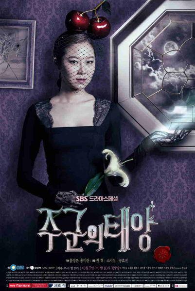 海报为迎合电视剧的氛围,以暗色为背景,配上苏志燮与孔孝真特别的神情