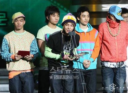 组图:BigBang郑俊浩等获第8届韩国影像大奖