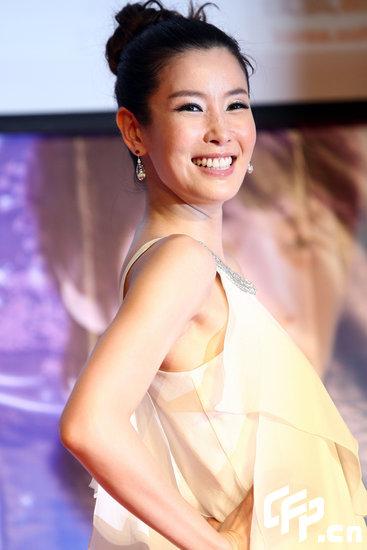 组图:朴海镇北京会影迷李泰兰穿短裙跳热舞