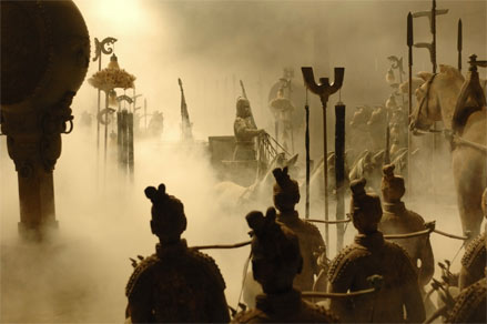 《木乃伊3》开始中国之旅转战北京赴沙漠拍摄
